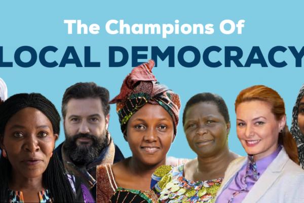 Hjältar inom lokal demokrati