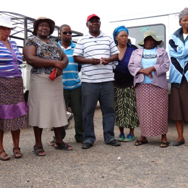 Deltagande – Ale och Ghanzi vill involvera invånarna mer