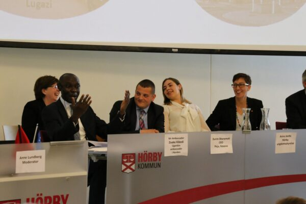 Deltagande – Kritiska frågor öppnade för dialog