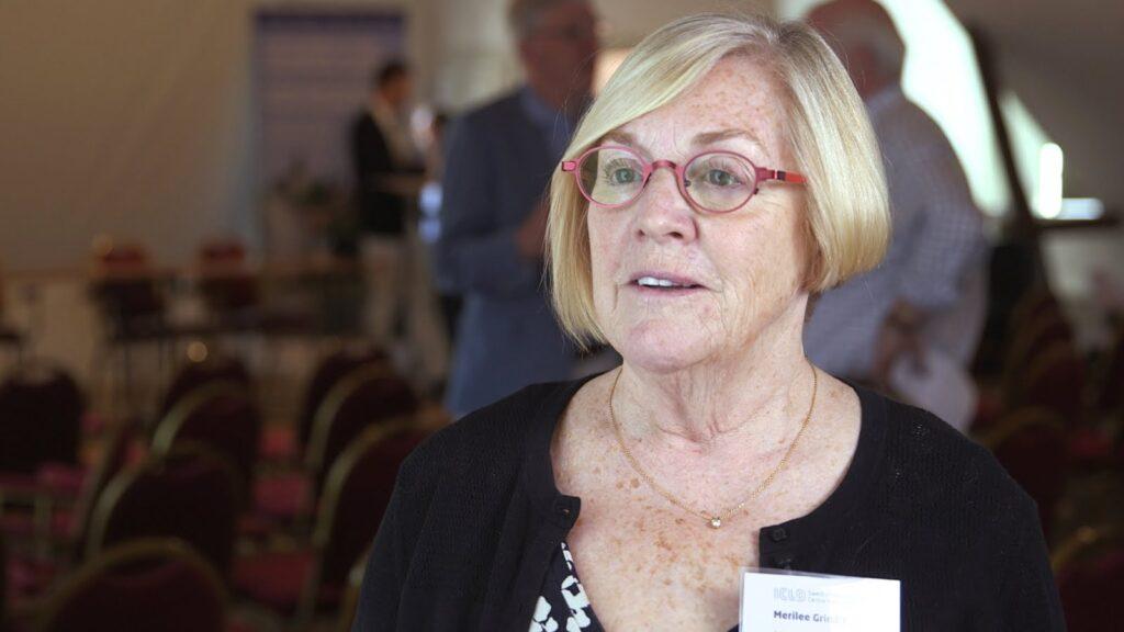 Former Advisory Group member Merilee S. Grindle