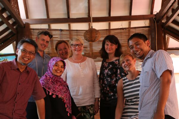 Participation – Västerbotten and Yogyakarta – saving lives through citizen dialogues