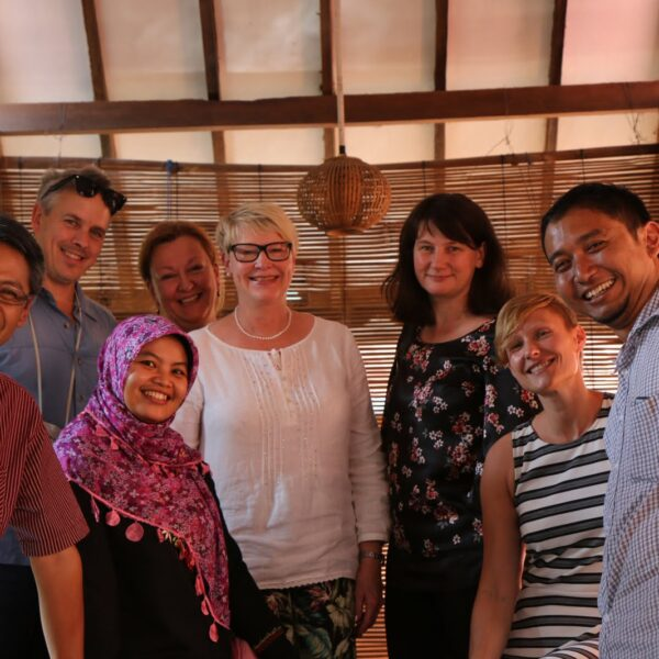 Participation – Västerbotten and Yogyakarta – saving lives through citizen dialogues
