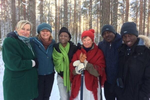 Ungdomar i Falun och Tsumeb får sina röster hörda