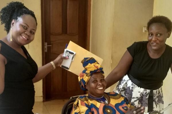 Gender-equal lives for all citizens in Jinja