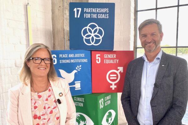 Bidra till att uppnå Agenda 2030 genom Kommunala partnerskap