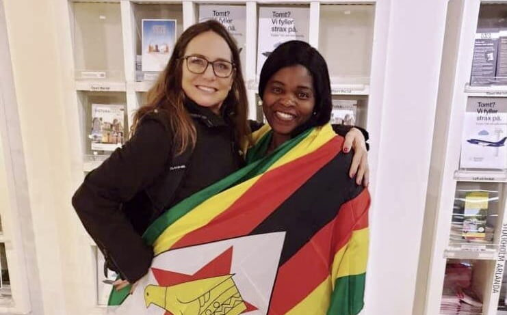 Partnerships for the Goals: Sweden and Zimbabwe