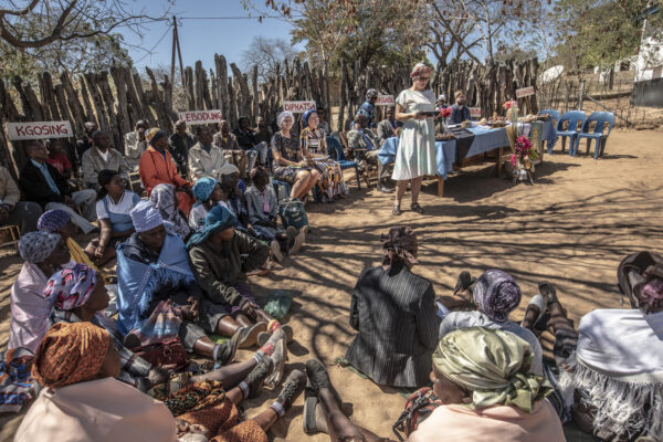 Strengthening social inclusion for children with disabilities in Chobe, Botswana