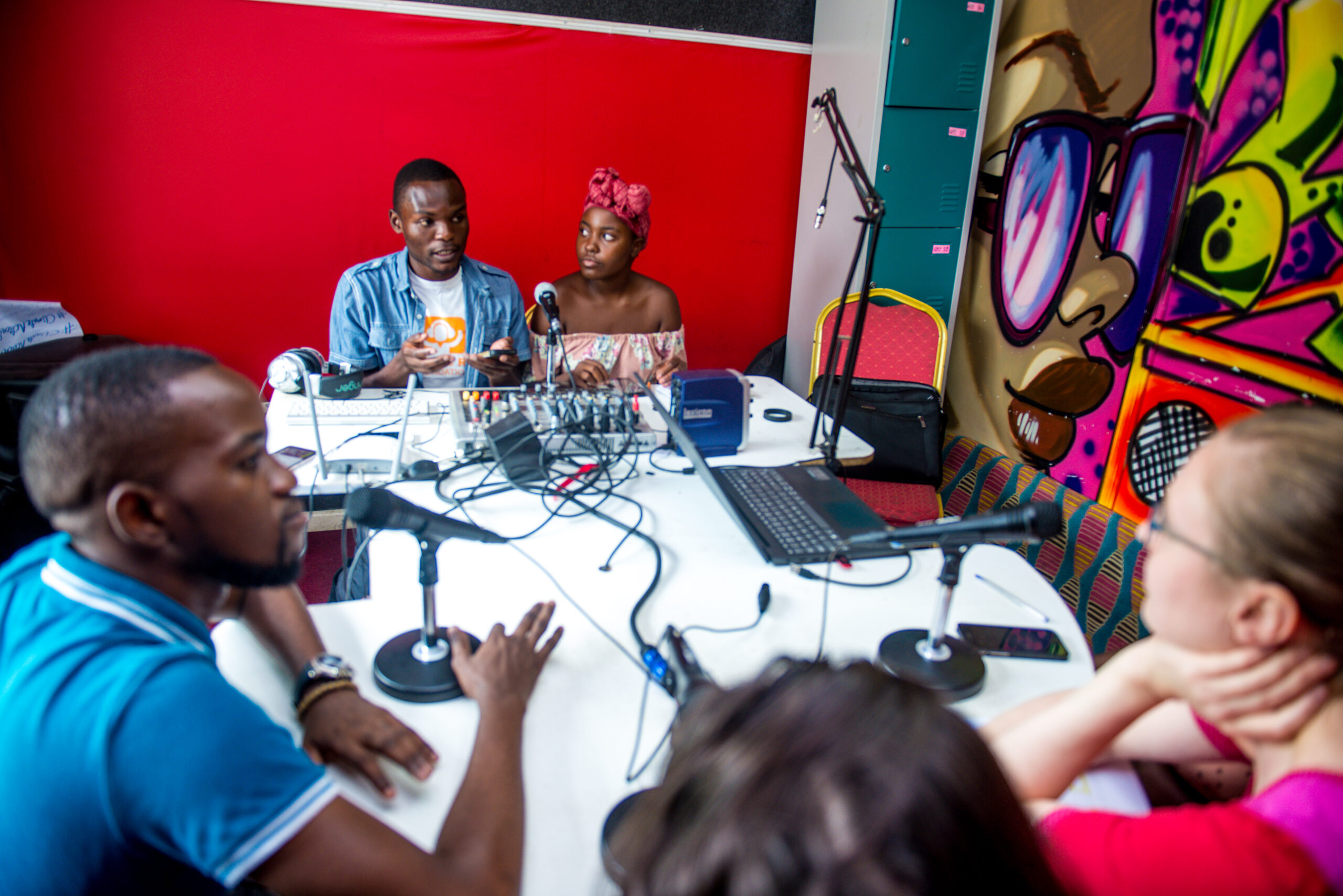 Malmö and Lusaka develop digital toolkit for youth participation in environmental issues