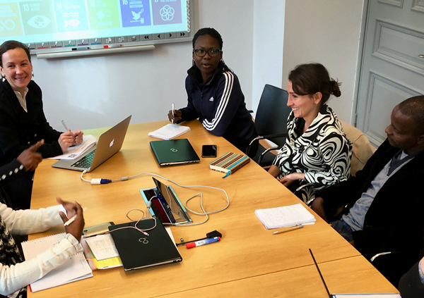 Localizing the Sustainable Goal of Gender Equality – The role of local government in translating SDG # 5 Gender Equality into policies and practices