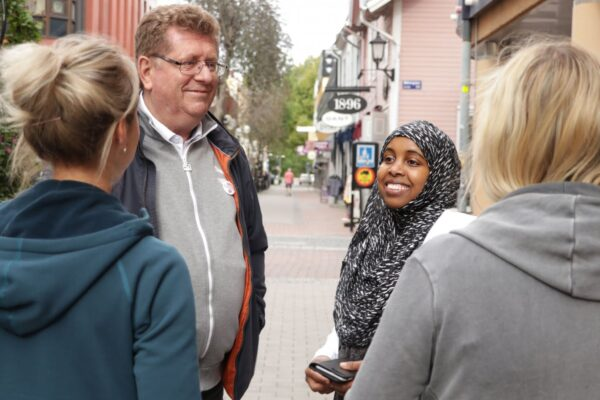 In Borlänge differences strengthen global goals