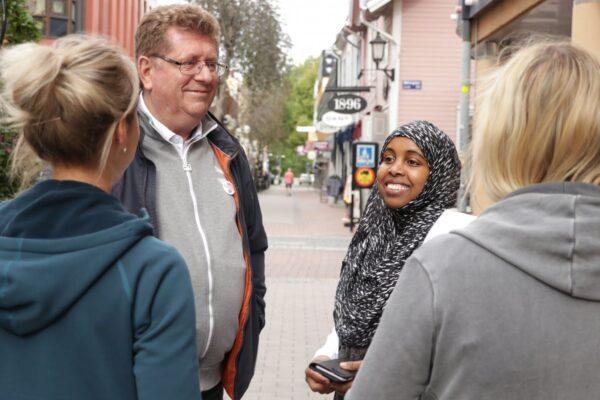 Olikheter i Borlänge skapar partnerskap med globala mål