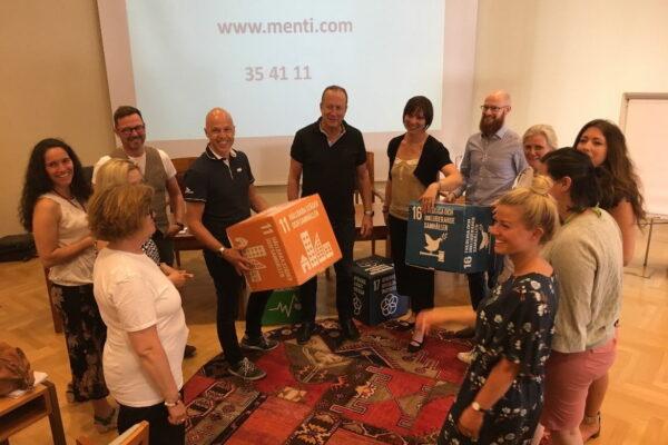 Fokus på Agenda 2030 under KP:s seminarium i Jönköping