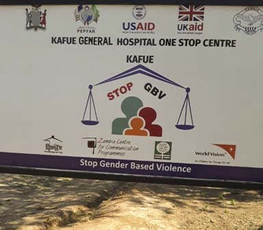 Exploring coordination in a multi-agency partnership approach to prevention of gender-based violence in Zambia