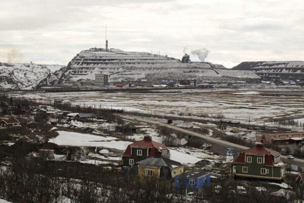 Ryska och svenska städer med liknande utmaningar