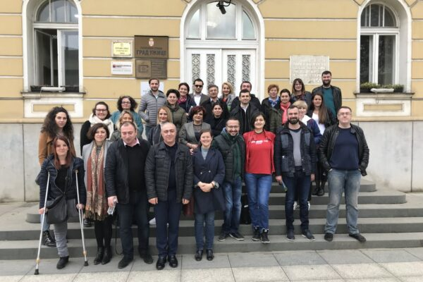Human rights approach  in action plan for Užice