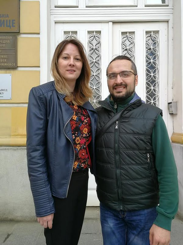 With concrete force for real inclusion in Užice